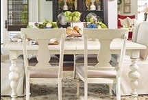 French Laundry Style / Charming cottage style furniture for the home. / by Hudson's Furniture