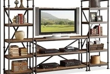 Organization / Get inspired to organize with these storage pieces from Hudson's Furniture. / by Hudson's Furniture