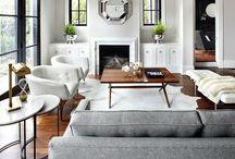 Living Room / by Jennifer Otchy
