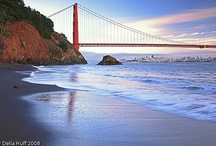 Majestic Marin County, California / Located across the Golden Gate Bridge from San Francisco, sits beautiful Marin County. / by MarinVacation California