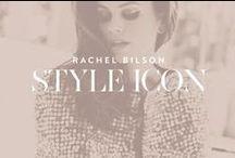 Rachel Bilson: Style Icon / by ShoeMint