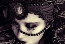 Alternative Style / Dandy, elegant gothic, visual kei, victorian, steampunk, punk, 80s, bohemian.... anything I´m inspired by in my personal style! / by Nadja Sand
