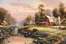 Art - the finer things in life... / by Velvet Wedde