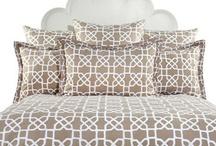 John Robshaw / More Bedspiration from John Robshaw. Patterns and Styles New and Old  / by Fig Linens