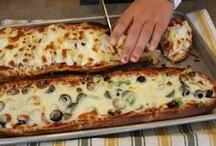 Italian Food...Pasta....Pizza / by HaroldandBillie
