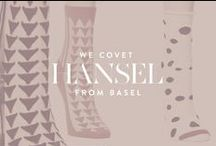 Hansel from Basel / Stock up on these playful printed socks - and much more! / by ShoeMint