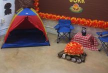 Camping Themed Classroom / Tons of FREE camping themed activities and ideas! / by Sarah Moncho