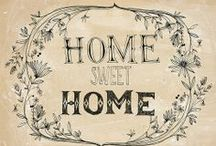 For the Home / by MaKayla Lopez