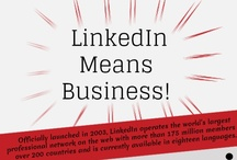 Super Charge LinkedIn to Find New Customers / by The Sales & Marketing Connection