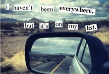 I wanna go... / anywhere and everywhere / by Gina Perez