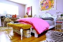 Colorful Bedrooms / Colorful bedrooms from around the world / by ARTnBED