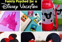 Mickey & Minnie Mouse / by Mary Jo Davis