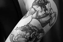 Tattoos  / by Luciana Sabbag