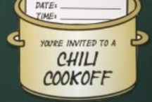 Chili Cook Off / by chicaandjo