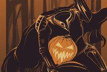 Halloween / by Kimberly Destree