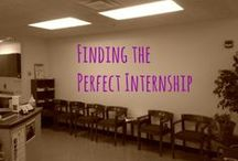 Internships  / by Westminster College Career Center