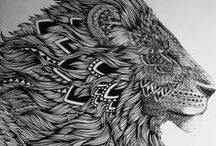 Ink :) / by Sara Veach