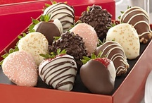 Valentine's Day Chocolates, Candies & Gourmet Treats / Food can be the key to your significant others stomach and heart! Treats, candies and chocolates from 1800flowers.com will certainly make your valentine beam this Valentines Day.  / by 1-800-FLOWERS