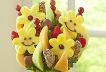 Fruit Bouquets / Hand-dipped fruit arrangements, perfect for parties and celebrations!  / by 1-800-FLOWERS