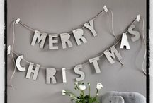 CHRISTMAS / May your days be merry & bright! / by Elizabeth F.J.