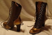 For the love of shoes / by Elspeth Rose