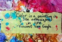 color / by Christy Kinard