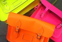 Bag Lady / Purses, bags, clutches, colorful, handbags. Girls gotta have some color and bling! / by Cr8tiv Ang