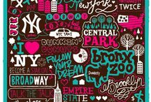 :: typography :: / by Sara Eckert