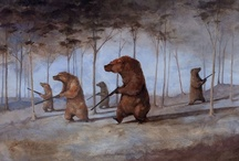 For the love of bears / by Elspeth Rose