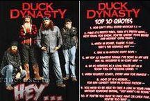 Duck Dynasty / by Sandra Sorrells