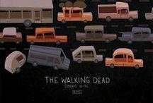 The Walking Dead / The Walking Dead/ Baryl & Bethyl / by Taryn Elizabeth Son