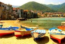sicily / photos of sicily that will inspire you to travel there / by Robin | Melange Travel