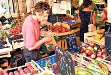 france food markets / Tatsty food photos and information on the food markets in France / by Robin | Melange Travel