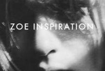 ZOE'S INSPIRATION 02 / by Zoe Karssen