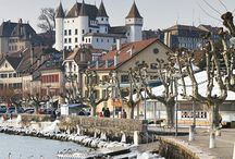Switzerlanding / by Amy Ryan
