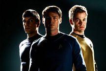 SciFi forever / Star Wars, Star Trek trekkie, Farscape fan / by Pam Grueber