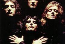 Freddie Mercury & Queen / by Pam Grueber