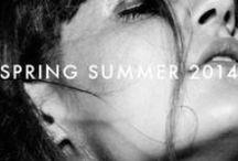SPRING / SUMMER 2014 CAMPAIGN / by Zoe Karssen