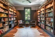 :: bookworm :: / books, libraries, home decor / by Jenn Elle