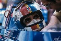 Vintage Cars / Only racing cars before 80's  / by Jean-Jacques Navas