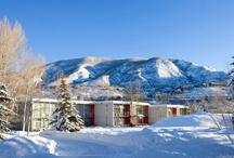 Aspen Winter / Winter in Aspen, what could be better? / by Aspen Meadows Resort