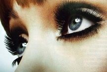 """Eyes / """"So excuse me forgetting but these things I do. You see I've forgotten if they're green or they're blue. Anyway the thing is what I really mean, Yours are the sweetest eyes I've ever seen."""" -Elton John   / by Rachel Malstrom"""