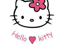 Hello Kitty / by Betsy E