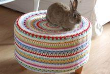 Crafty Ideas - Yarn / by Betsy E