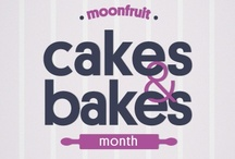 Cakes & Bakes / February 2013 is a celebration of all things yummy from our cake-making community! #cakesandbakes / by Moonfruit