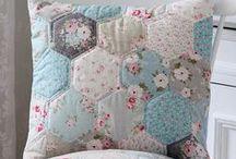 sewing - pillows / by Yael Youtzis