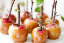 ↟ Flavors of Fall ↟ / Cinnamon, Apple, Caramel, Butternut Squash, Pumpkin & Sage / by ↟ k a g e ↟