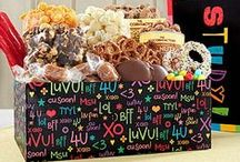 Back To School  / Delicious Care Packages / by The Popcorn Factory