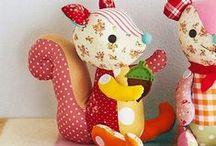 sewing - dolls / by Yael Youtzis