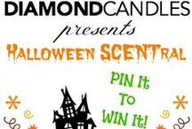 Halloween SCENTral / by Melissa Free
